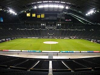 Sapporo Dome - Sapporo Dome