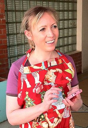Sarah Britten - Britten in 2012