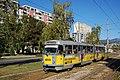 Sarajevo Tram-201 Line-3 2011-10-16.jpg