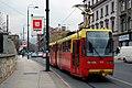 Sarajevo Tram-508 Line-3 2013-11-16 (2).jpg