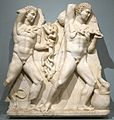 Sarcophagus Relief Depicting Labors of Hercules, 3rd-4th century C.E.; marble; Roman.jpg