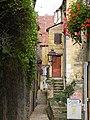 Sarlat la Caneda , ville d'Art et d'Histoire, est la capitale du Périgord Noir. - panoramio (23).jpg