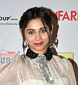 Sasha Agha at the 59th Idea Filmfare Awards 2013 Pre-Awards party.jpg