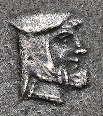 Great Satraps' Revolt - Satrap Datames started to revolt in 372 BC.