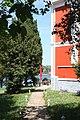 Savudrija (Umag), am Hotel Villa Valdepian.jpg