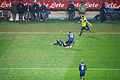 Schelotto goal celebration Inter-Milan february 2013 01.jpg