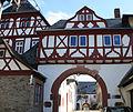 Schloß Philippsburg, Tor (Braubach).JPG