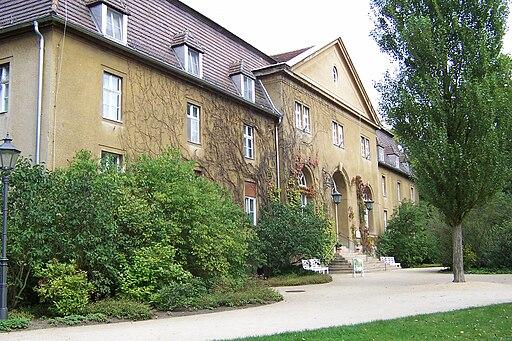 Kavaliershaus in Bad Muskau (Moorbad)