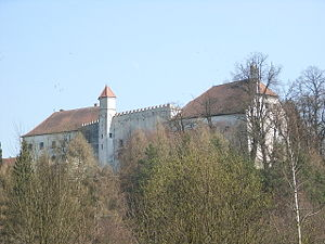 Imperial County of Ortenburg - Ortenburg Castle, Bavaria