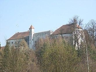 Ortenburg (Bavaria) - Ortenburg Castle