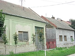 Sečanj, old houses.jpg