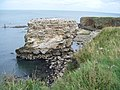 Sea stack,the Leas - geograph.org.uk - 1417751.jpg