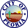 Official seal of Peoria, Arizona