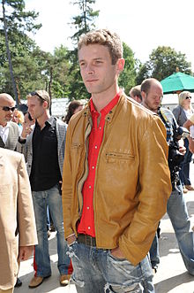 Sebastian Pigott at Canadian Film Centre Annual BBQ 2011.jpg