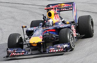 Red Bull RB6 - Image: Sebastian Vettel won 2010 Malaysian GP