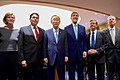 Secretary Kerry Poses With Isaac Herzog, Michael Herog Ban Ki-moon Danny Danon and Ambassador Power Before Delivering Speech at U.N. Herzog Commemoration in New York (22966760171).jpg