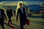 Secretary Kerry at the Geneva Airport in Geneva, Switzerland (29268558300).jpg