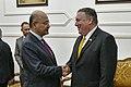 Secretary Pompeo Meets Iraqi President Barham Salih (46624012762).jpg