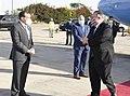 Secretry of state visit May 2020 (49890430743).jpg