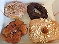 Selection of Lucky's doughnuts (8964480915).jpg