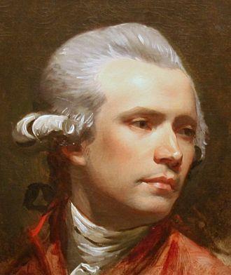 Copley Society of Art - John Singleton Copley, Self-portrait, 1780-1784, Oil on canvas