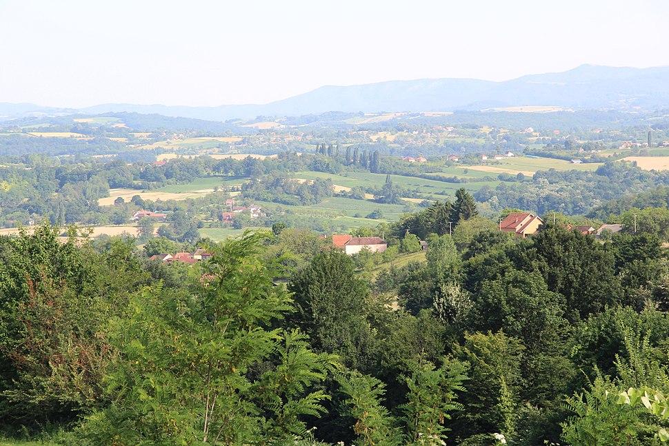 Selo Mrčić - opština Valjevo - zapadna Srbija - Panorama 33