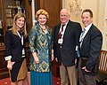 Senator Stabenow meets with representatives of ZERO – The End of Prostate Cancer (32331239264).jpg