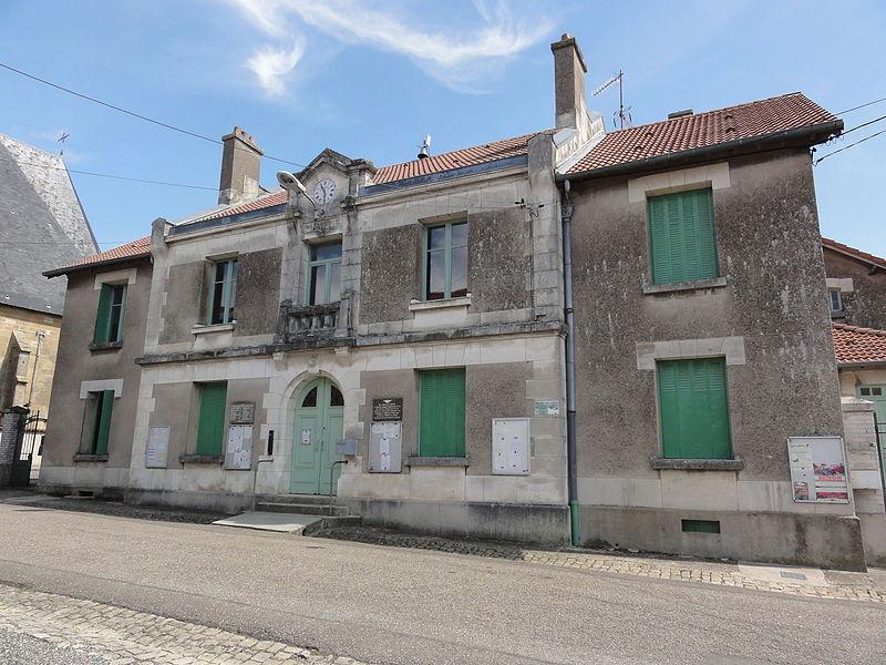 Senon (Meuse) mairie