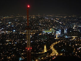 Seoul at N Seoul Tower.jpg