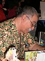 Sergio Aragonés at WonderCon 2009 3.JPG