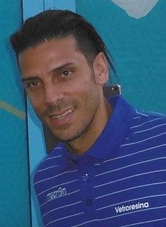 Sergio Floccari Italian footballer