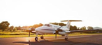 Servant Air - Servant Air King Air 200