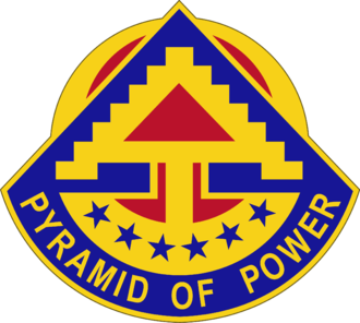 Seventh United States Army - Distinctive unit insignia of the 7th US Army.
