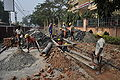 Sewer Pipe Laying Work 3832.JPG