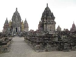 Candi Sewu Wikipedia Bahasa Indonesia Ensiklopedia Bebas