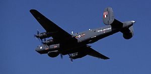 No. 8 Squadron RAF - 8 Sqn Shackleton AEW2 in 1982.