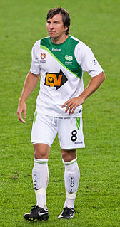 Shane Stefanutto Australian soccer player