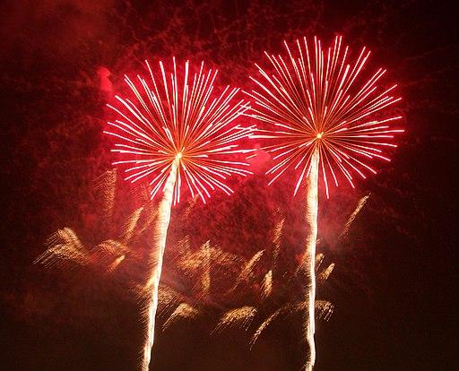 Shanghai Music Fireworks