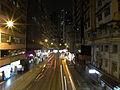 Shau Kei Wan Road at night.jpg