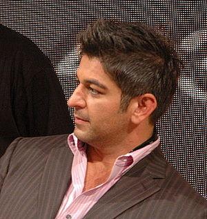 Shawn Sheikhan - Sheikhan at the 2006 NBC National Heads-Up Poker Championship.