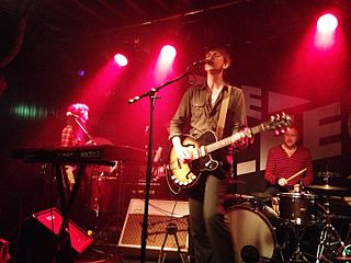 Shearwater (band) Indie rock band from Austin, Texas
