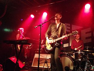 Shearwater (band) - Shearwater in 2014