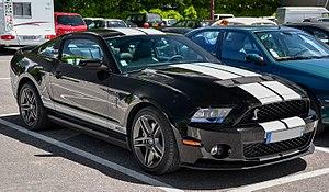 Ford Mustang Shelby GT500 – Wikipédia, a enciclopédia livre