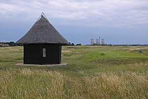 Prince's Golf Club, Sandwich - Shelter on the course