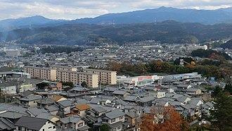 Ōyodo, Nara - View of Oyodo Town