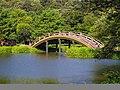 Shomyo-ji temple arched bridge.jpg