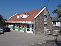 Shop. Listed ID 10498. - Dózsa György street, Tihany.JPG