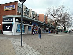 Shopping Centre, London Road, Swanley - geograph.org.uk - 725103.jpg