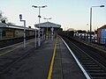 Shortlands station Catford eastbound platform look west.JPG