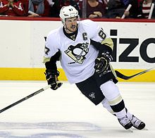 recent sidney crosby
